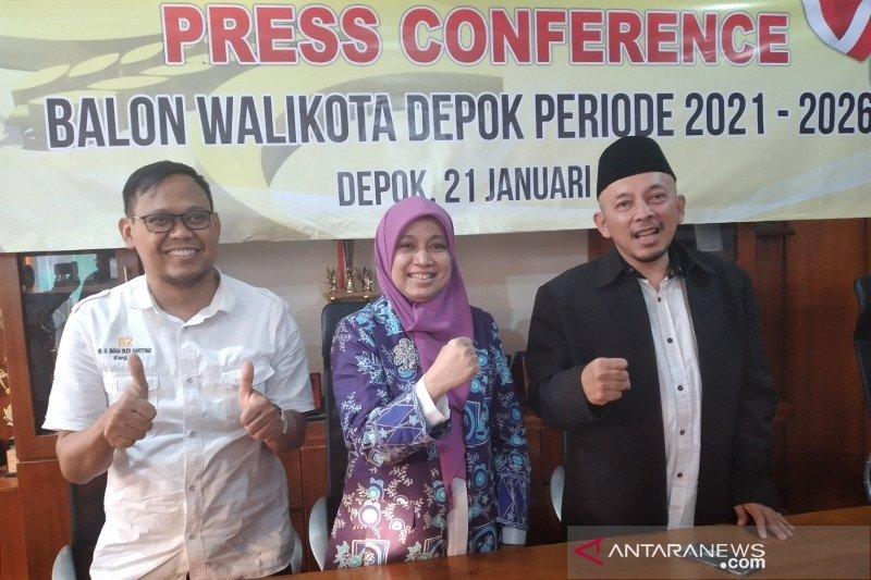 PKS umumkan tiga nama bakal calon Wali Kota Depok