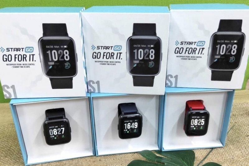 Advan luncurkan jam pintar StartGo S1 harga ratusan ribu
