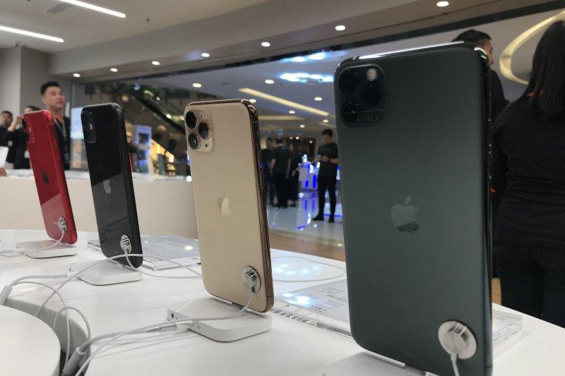 Produksi di pabrik iPhone tidak terganggu corona