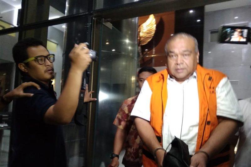Kasus korupsi proyek di Solok Selatan, KPK tahan pemilik grup Dempo