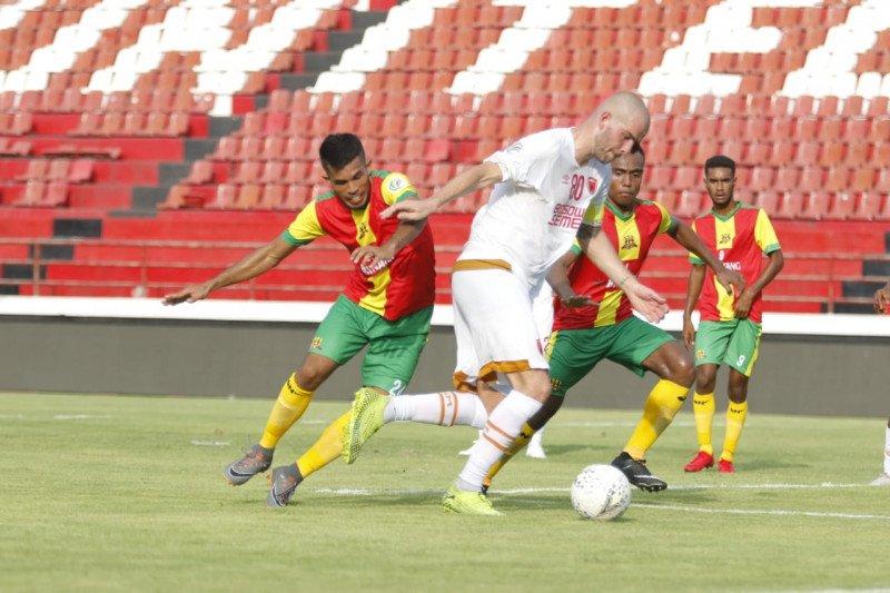 Kualifikasi AFC, PSM Makassar kalahkan Lalenok United 4-1