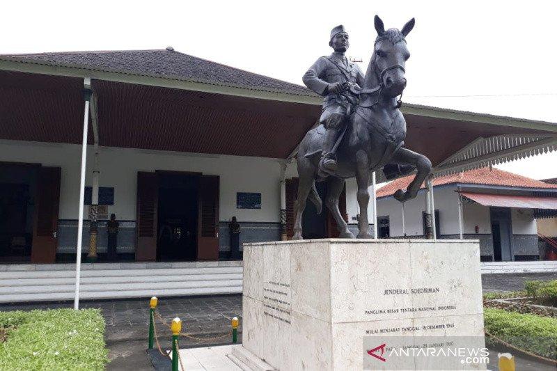Pelajar mendominasi kunjungan di Museum Jenderal Sudirman Yogyakarta