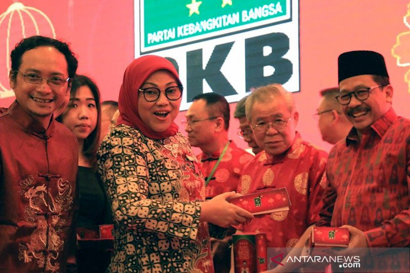 PKB: Imlek kado Gus Dur bagi kebhinekaan bangsa