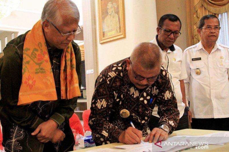 Parigi Moutong jalin kerja sama pendidikan dengan Kampus AeU Malaysia