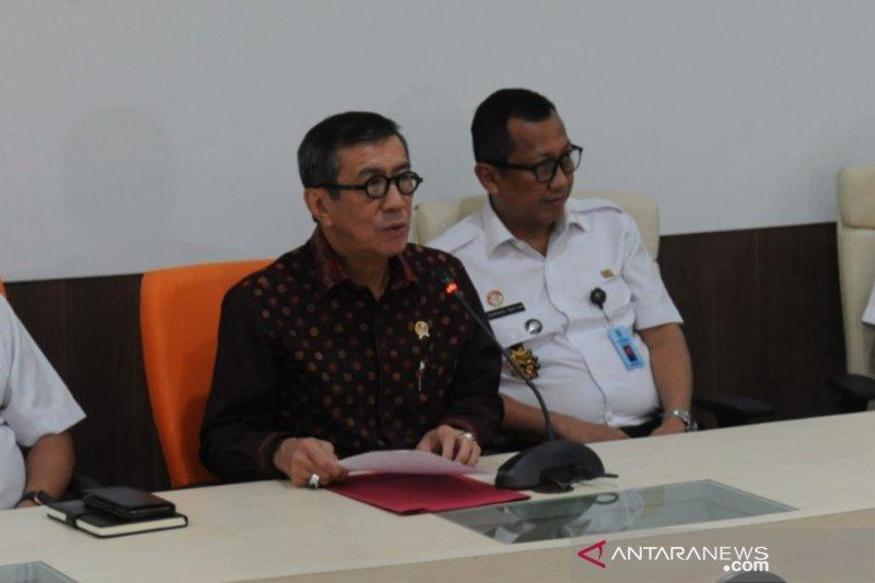 Menteri Yasonna Laoly minta maaf soal pidato singgung warga Tanjung Priok