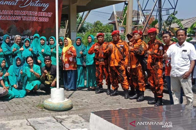 Kerukunan salah satu tolok ukur Kampung Pancasila