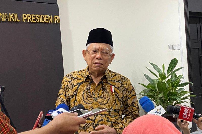 Wapres Ma'ruf Amin harap Pilkada 2020 tidak diwarnai isu SARA dan hoaks