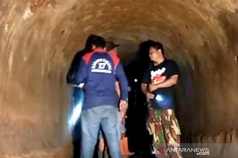 Bukan bunker, bangunan lawas di Klaten ini ternyata saluran limbah pabrik gula