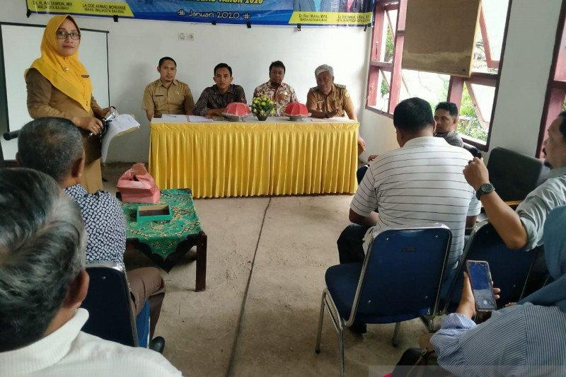 Legislator Gerindra Baubau minta pemkot tingkatkan alokasi anggaran di kelurahan