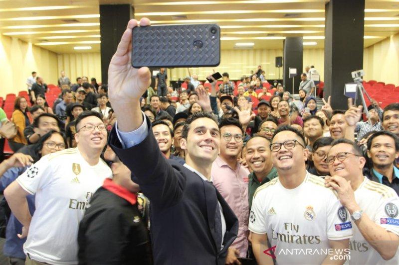 PT Dua Kelinci gandeng Real Madrid