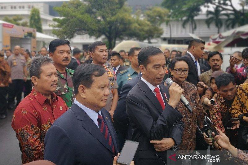 Jokowi: Kedaulatan NKRI tak bisa dinegosiasikan