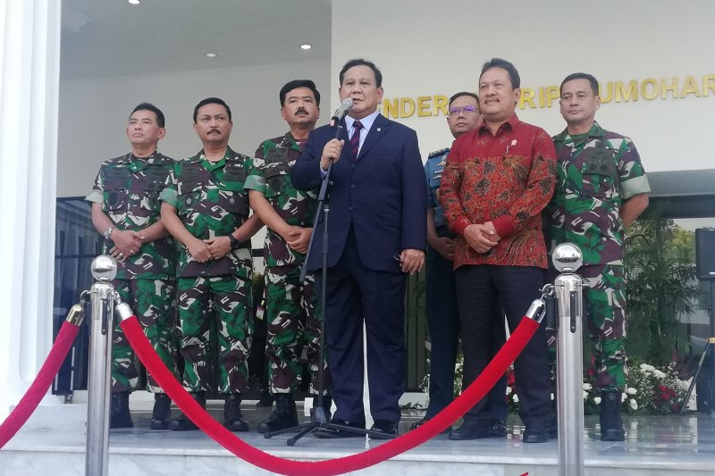 Pertahanan rakyat semesta, Menhan: TNI tetap jadi komponen inti