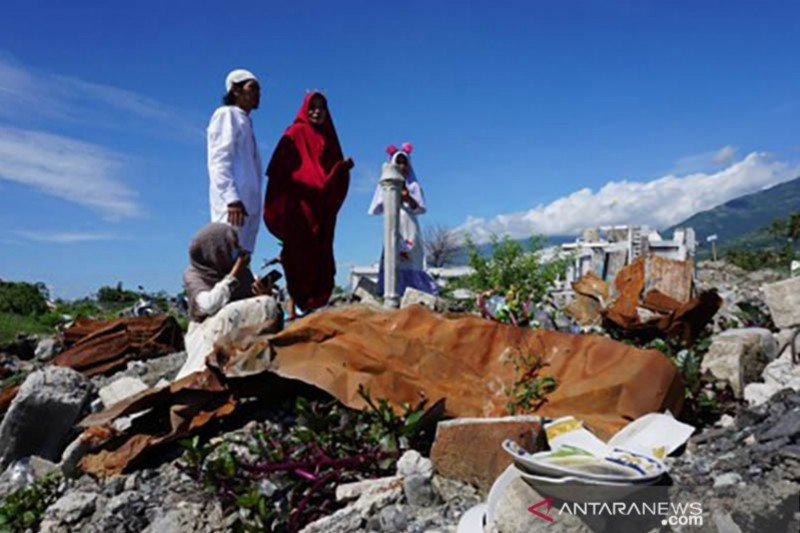 Warisan Geologi Nasional 25 titik terdampak gempa di Padagimo diharapkan segera ditetapkan