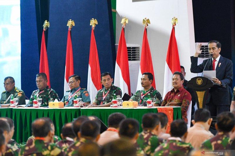 Usia pensiun TNI akan dinaikkan menjadi 58 tahun