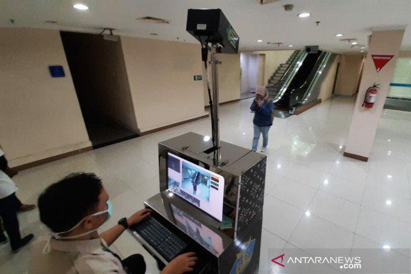 Bandara Adi Soemarmo antisipasi virus Corona