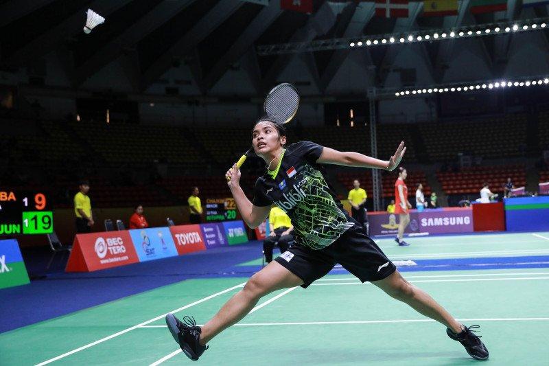 Gregoria melangkah ke perempat final Thailand Masters