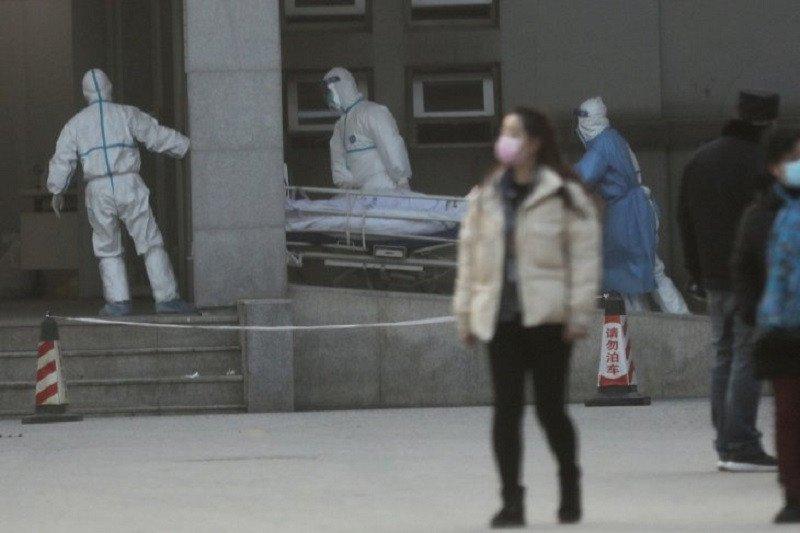 Jepang minta warganya  tak kunjungi Wuhan