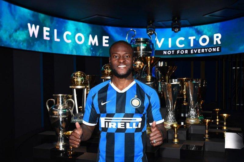 Victor Moses resmi gabung ke Inter Milan dengan status pinjaman