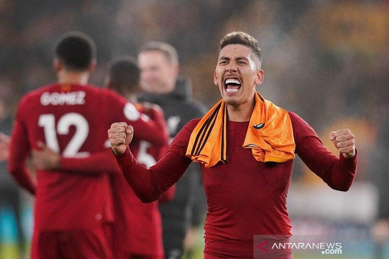 Liverpool copot embel-embel juara bertahan