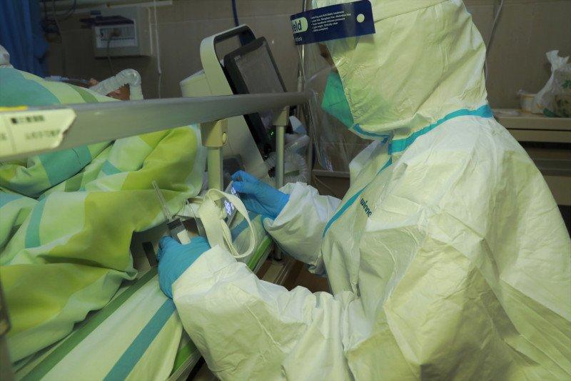 China sebutkan 170 meninggal da 7.711 kasus virus corona