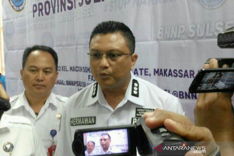 Pasangan suami istri diamankan polisi terkait narkoba
