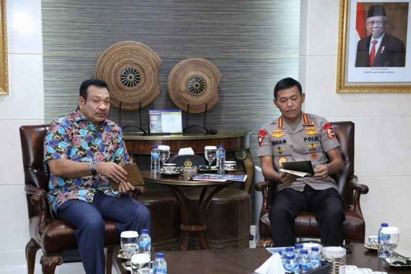 Polri: Indonesia siap jadi tuan rumah Konferensi Polwan se-Dunia