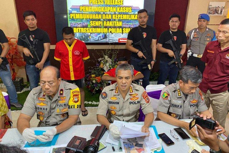 Polisi ungkap kasus pembunuhan di Panti Jompo Kabupaten Gowa
