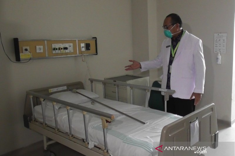 RSUP dr. Kariadi siapkan ruang isolasi pasien terinfeksi virus corona