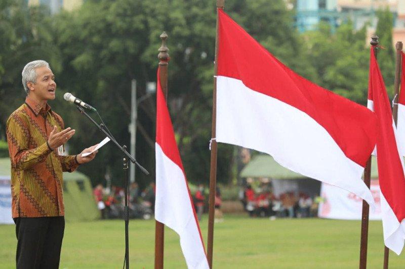 Pemerintah Jawa Tengah menyayembarakan desain masjid agung di Magelang