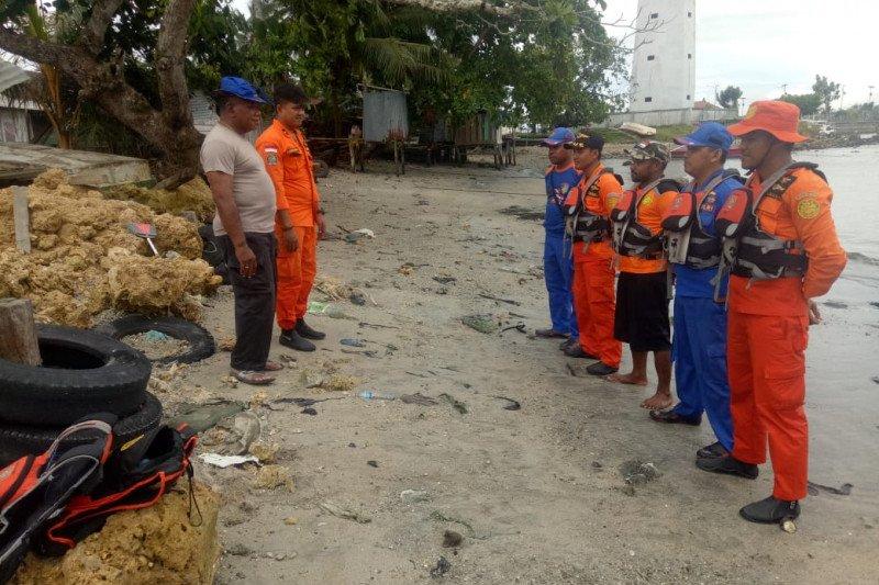 Tim SAR temukan speedboat nelayan mati mesin di Perairan Sarmi