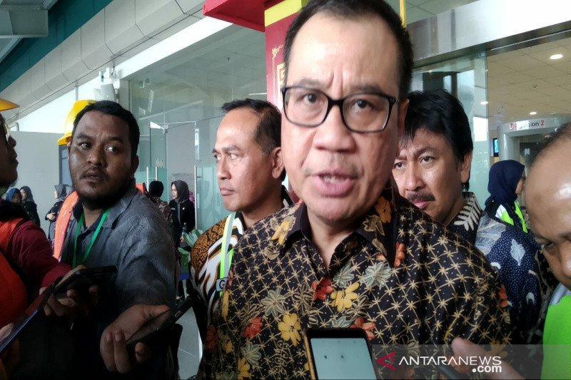 Progres pembangunan Bandara Internasional Yogyakarta mencapai 97,8 persen