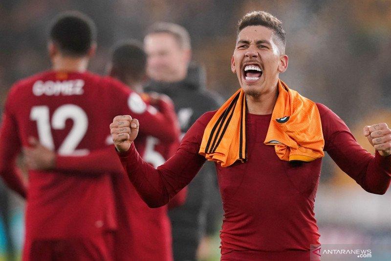 Liverpool jaga keunggulan di hasil dan klasemen Liga Inggris