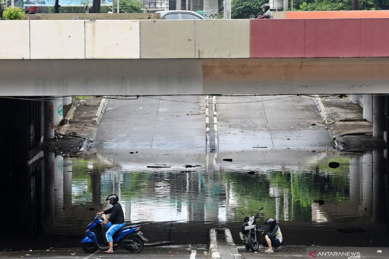 Atasi banjir Underpass Kemayoran, PPK Kemayoran bersinergi dengan Pemprov DKI  Jakarta dan PUPR