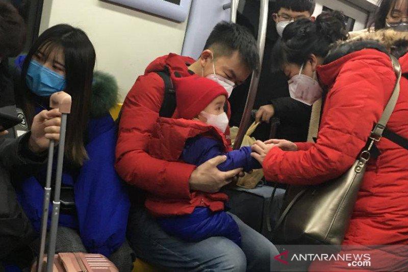 Virus corona tewaskan 25 orang dan 800 orang terjangkit di China