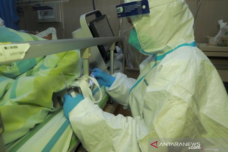 Prancis konfirmasi dua kasus Virus Corona, setelah perjalanan ke Wuhan China