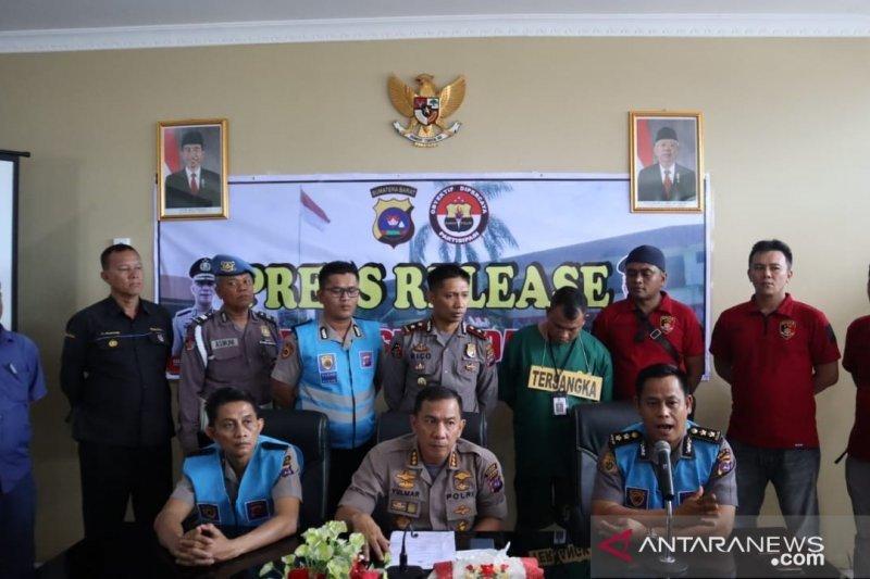 Polisi tangkap tersangka penipuan yang mengaku polisi berpangkat Jenderal