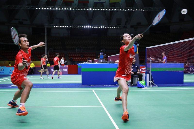 Hafiz/Gloria ke semifinal Thailand Masters