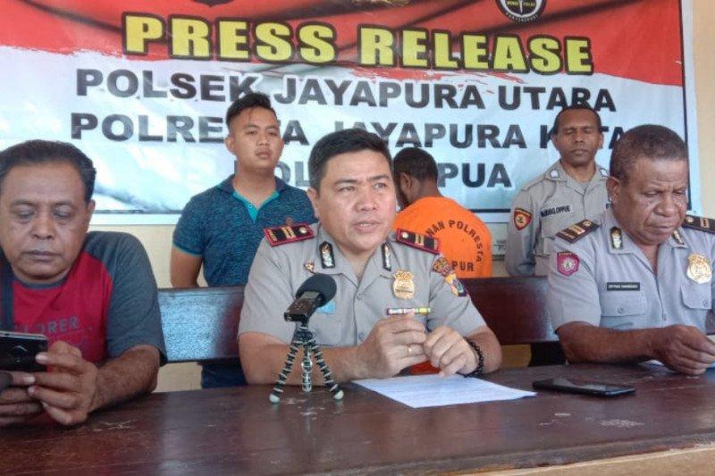 Polres Jayapura tangkap DPO Lapas Narkotika Doyo Baru