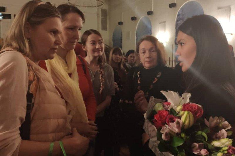 """Film Indonesia berjudul """"Lima"""" diputar di Moskow"""