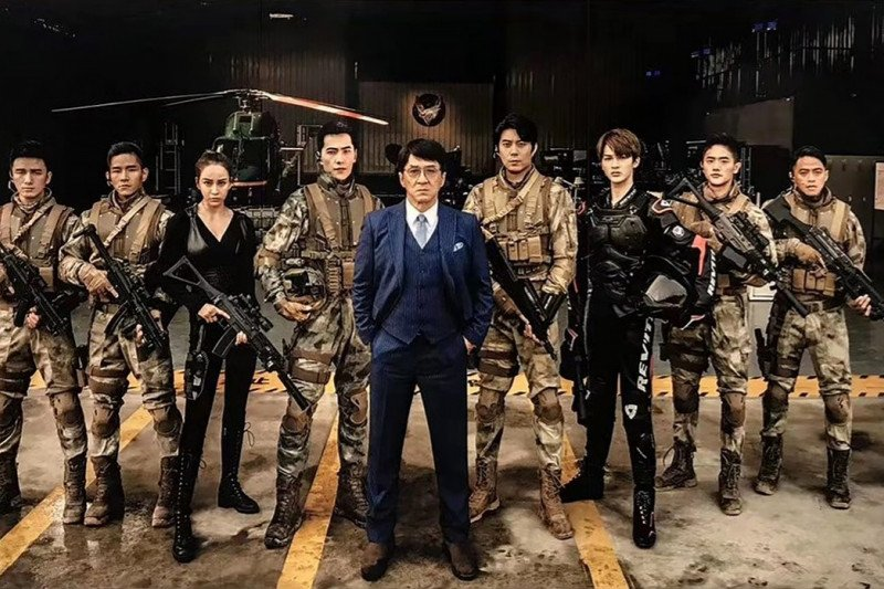 """Sinopsis Film - """"Vanguard"""", bukti Jackie Chan masih """"menggigit"""""""