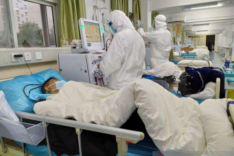 Korban meninggal di China akibat virus corona terus bertambah