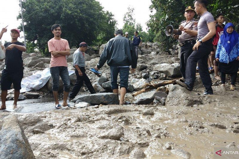 Wabup sampaikan terima kasih atas bantuan banjir bandang Malalo