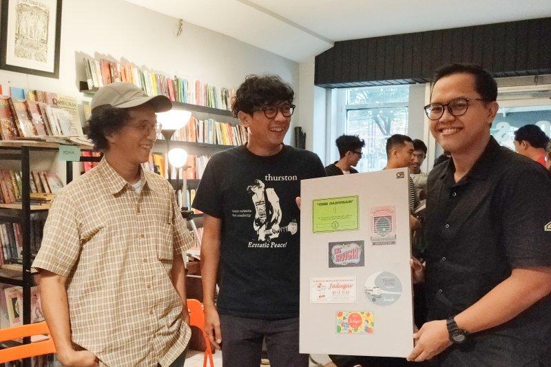 Mengulik perjalanan seni  visual The Jadugar lewat buku terbarunya