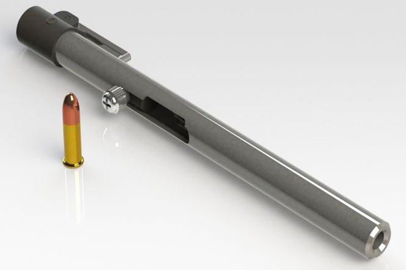 Polisi dalami penjualan senjata api rakitan jenis pulpen