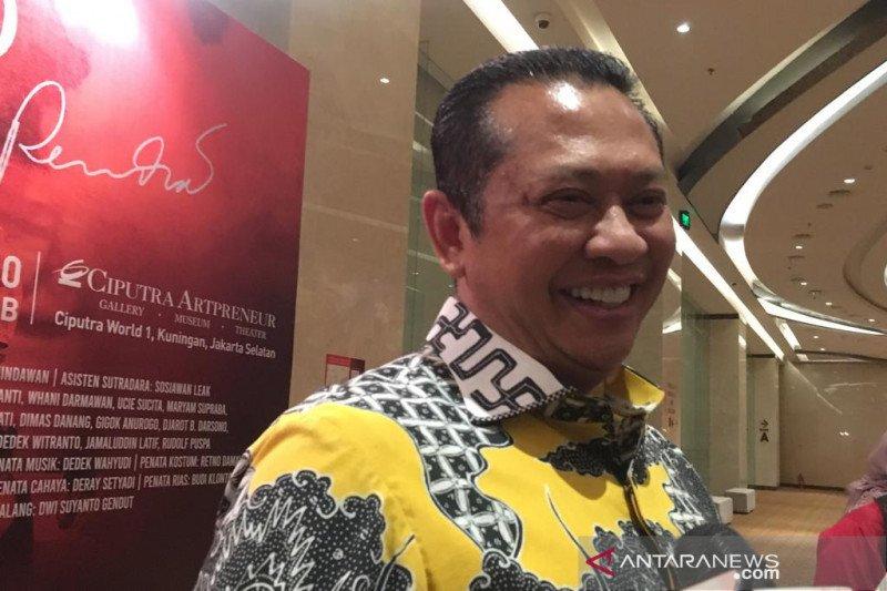 Bamsoet dukung kebijakan larangan WNA masuk Indonesia