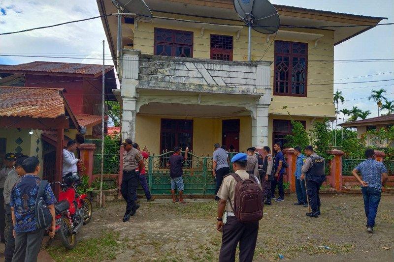 Polresta Jayapura amankan eksekusi rumah di Kelurahan Bhayangkara