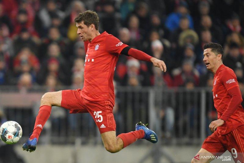 Bayern hancurkan Schalke dengan tampil trengginas