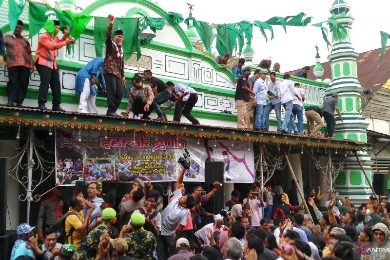 Festival Serak Gulo dan jejak akulturasi budaya India di Padang