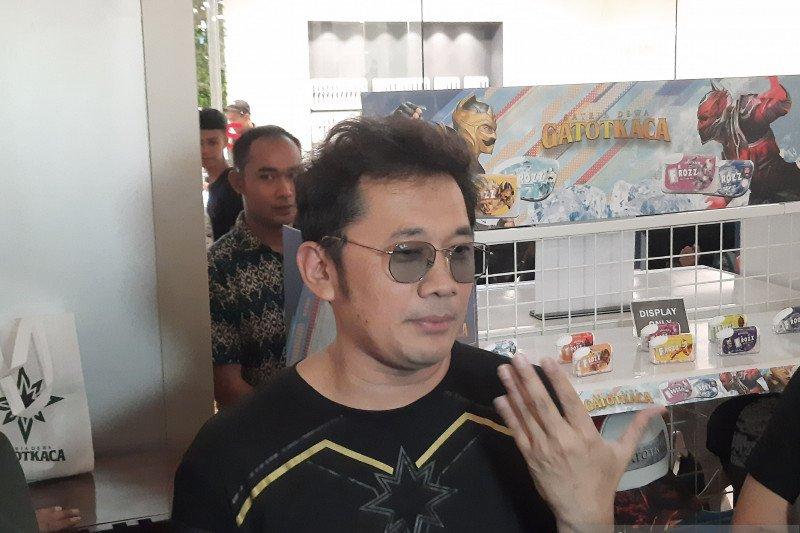 "Anak, alasan Hanung sutradarai film ""Gatotkaca"""