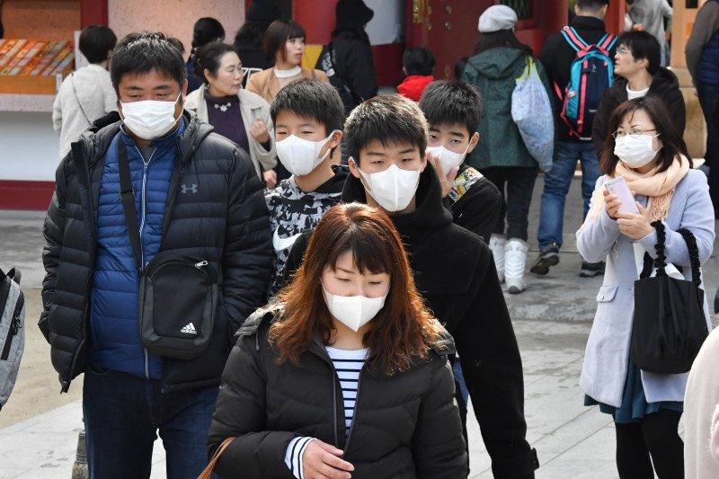 Jepang akan mengevakuasi warganya di Wuhan